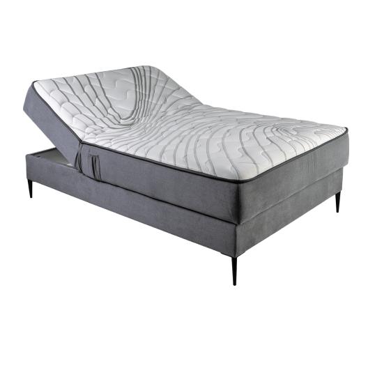 מיטת נוער מרופדת מדגם דיאבלו
