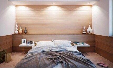 בסיס עץ למיטה