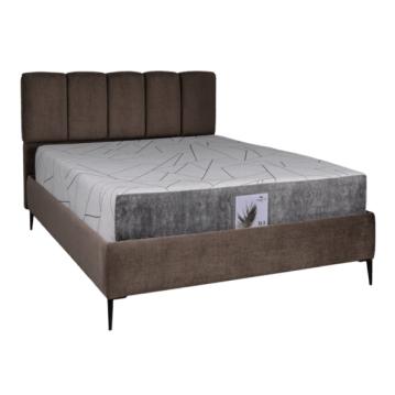מיטה מרופדת מדגם מדריד