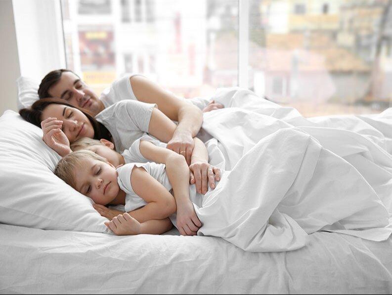 מיטה של מדי קומפורט
